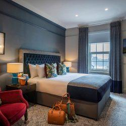 Hotel Meyrick - Interior - Luxury Hotel Bedroom